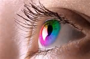 rainbow colored contacts rainbow contact lenses prescription and nonprescription