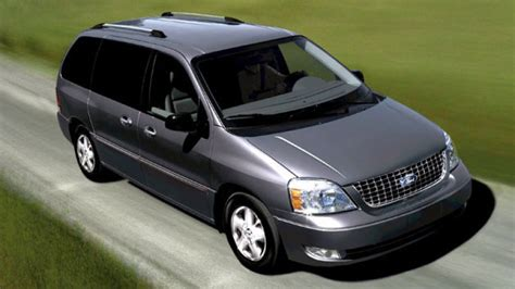 Ford Minivans by Ford Finally Issues Recall For 230k Minivans Rust