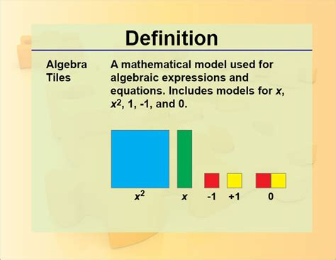 layout tips definition algebra tiles definition tile design ideas
