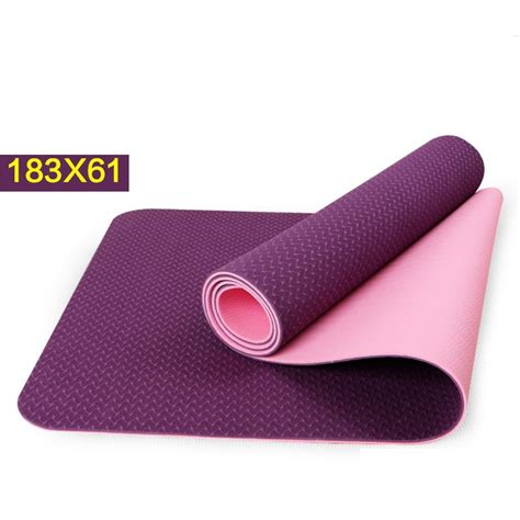 Soft Comfortable by Tpe Mats Fitness Skid Environmental Tasteless Soft