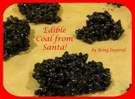 Coal Rice Krispy Cookies being inspired friday freebie 6 rice krispie coal