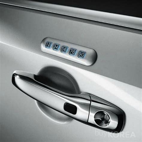 Automobile Door Locks by Keyless Entry Keypad For Vehicle Digital Door Lock Bisro