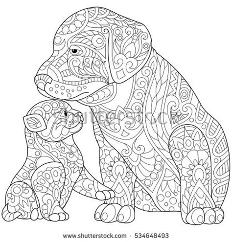 cats coloring book grayscale stress relief calming and relaxing coloring book portable books stock images royalty free images vectors