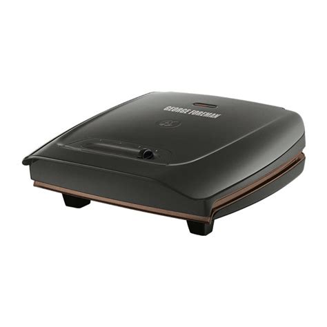 Grill Foreman by George Foreman Grill With Temperature Gr18891au