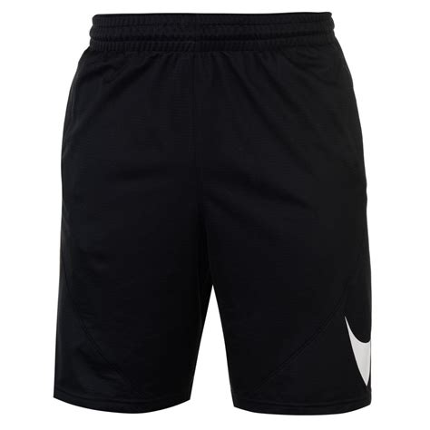 mens nike basketball shorts blackwhite shorts nielsen animal
