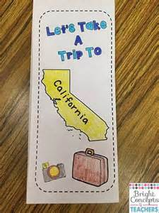 travel brochure templates for students bright concepts 4 teachers lesson plans and teaching