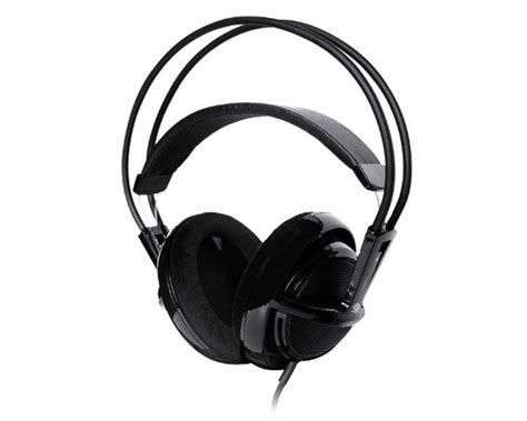 Headset Steelseries V1 ราคา steelseries siberia v1 size black ร นล าส ด