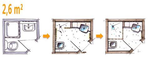 Kleines Bad 2 Qm by Badplanung Beispiel 2 6 Qm Mehr Platz Im Minibad Bad