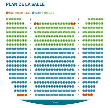 plan de salle de la salle de spectacle de gasp 233 cd spectacles