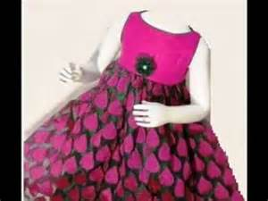 Baby girl circles frock design wear youtube