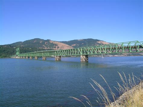 bridgehuntercom hood river white salmon bridge