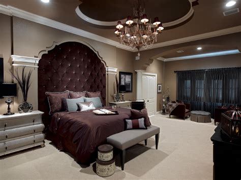 roman bedroom lake mary rustic style residence traditional bedroom