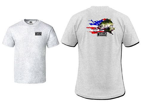 nitro boats clothing chion boats american bass ash gray t shirt ebay