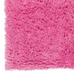 ultra plush rug bright pink pbteen