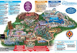 disney california adventure 174 map best western plus