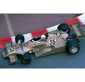 Livery Histories 4 Arrows  F1 Colours