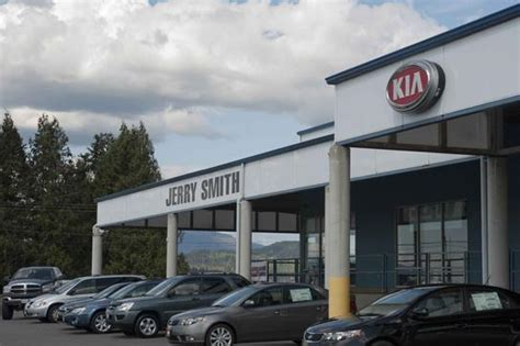 Kia Dealerships In Washington Jerry Smith Kia Burlington Wa 98233 Car Dealership And