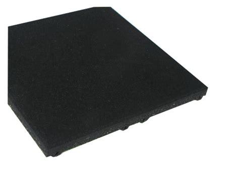 tappeto drenante piastrella nera drenante 1000x500x50 ply