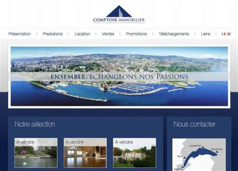 Comptoire Immobilier by Comptoir Immobilier Sa Agence Immobili 232 Re 224 Lausanne
