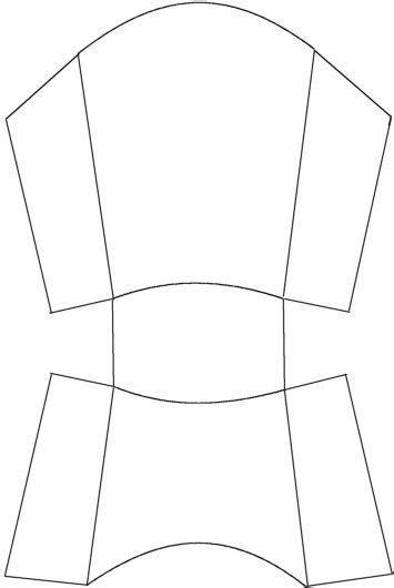luvscraps gallery french fry box pattern box