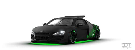 3DTuning of Audi R8 Coupe 2007 3DTuning.com unique on line car configurator for more than 600