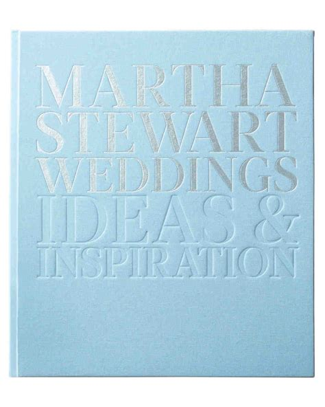 engagement gifts that are 50 and martha stewart weddings