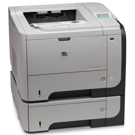 Printer Hp Laserjet Network hp p3015x enterprise laserjet network printer with duplex