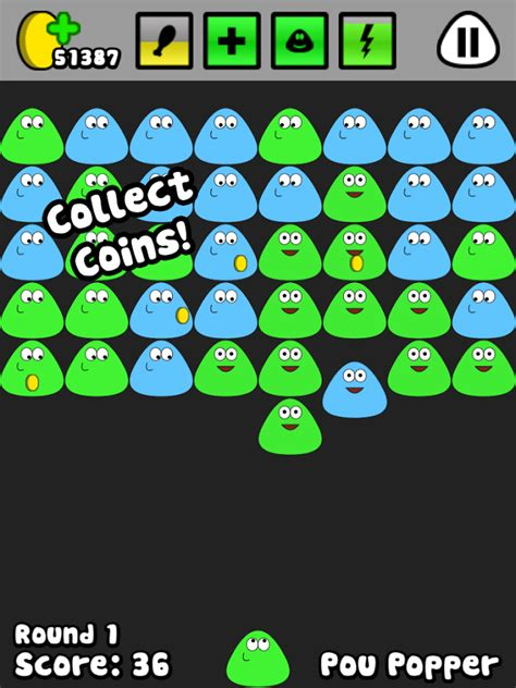 mod game android pou pou android apps games on brothersoft com
