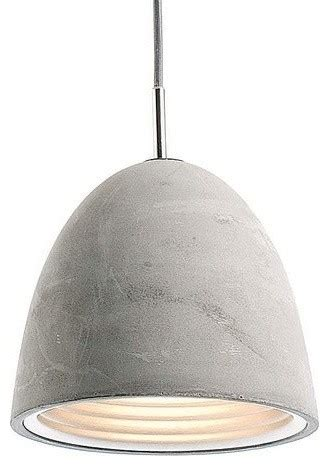 concrete and wood pendant light seed design castle pendant light small contemporary