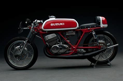 Suzuki Racer Suzuki T500 Racer Bike Exif