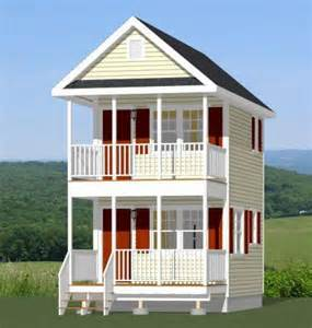 Tiny House Plans For Sale by 12x16 Tiny House Pdf Floor Plan 364 Sq Ft Savannah