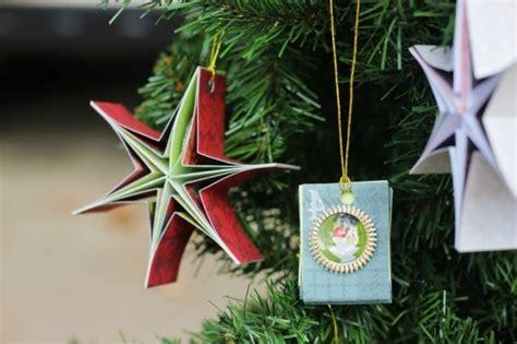 Christbaumschmuck Selber Machen by 5 Bastelanleitungen Zu Weihnachten Christbaumschmuck