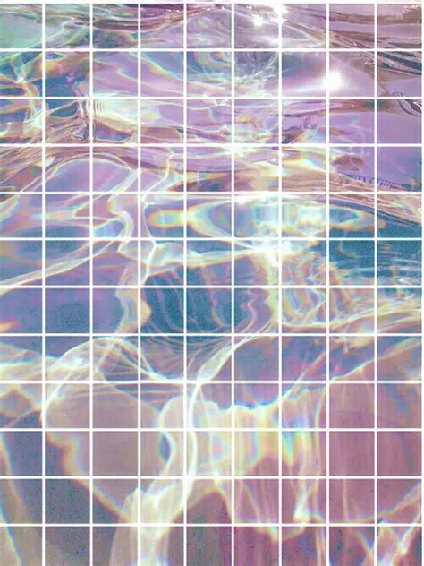 grid wallpaper hd tumblr holographic grid image 2751274 by marky on favim com