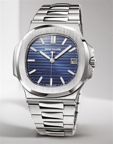 patek philippe nautilus 40th anniversary 5711 1p in
