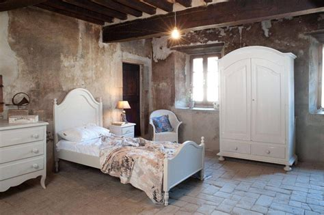 da letto country arredamento da letto vintage design casa creativa