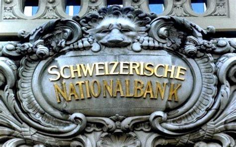 lavoro banca svizzera svizzera e bce nel termometro finanziario della settimana