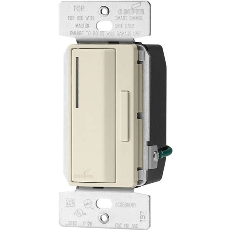 Modem Smartfren Second eaton accell smart dimmer multi location accessory with 10 second delay light almond ard la