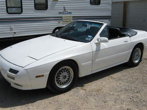 1991 white convertible 24 900 buy or sell classic buick reatta coupe or convertible find used 1991 mazda rx 7 convertible convertible 2 door 1 3l in millsap texas united states