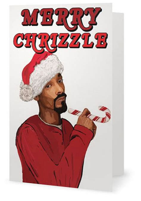 Snoop Dogg Birthday Card Funny Holiday Cards Made By Etsy Artists Printkeg Blog