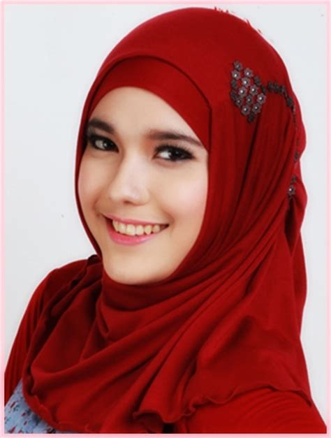 Model Model Kerudung Model Jilbab Terbaru Trend 2013 Hairstylegalleries