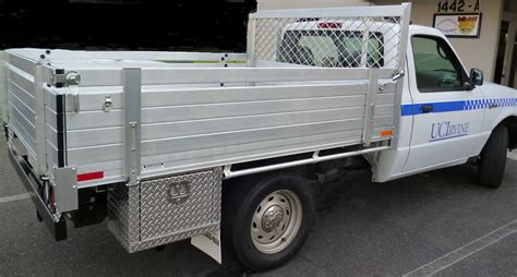truck bed beds ford aluminum truck beds alumbody
