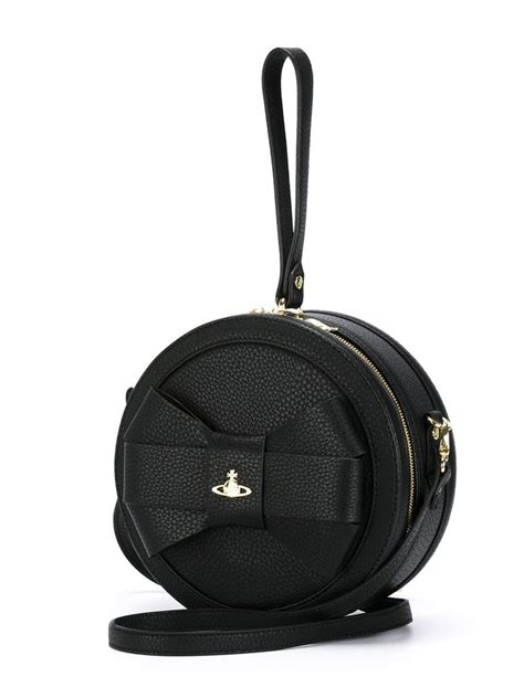 Vivienne Westwood Label Bags by Lyst Vivienne Westwood Anglomania Shape Cross
