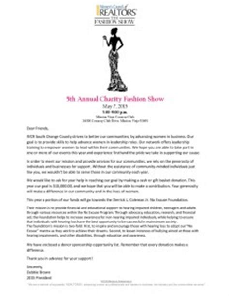 Sponsorship Letter For Fashion Show Wcrsoc 5th Annual Fashion Show Oc Lifestyle Oc Lifestyle
