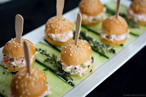 Appetizers For Wedding Reception Ideas by 1000 Images About Late Wedding Appetizers On