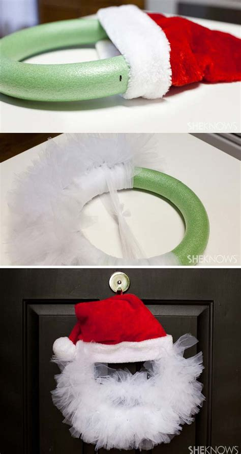 xmas pool decoration 10 exciting decorations created from pool noodles amazing diy interior home design