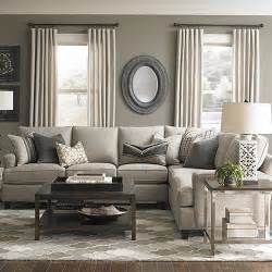 livingroom sectional sectional sofas living room furniture bassett furniture