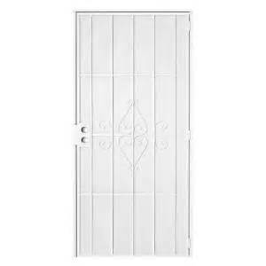 home depot security door unique home designs su casa 36 in x 80 in white security