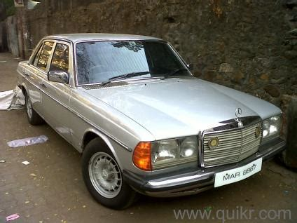 used mercedes india used w123 mercedes for sale in india
