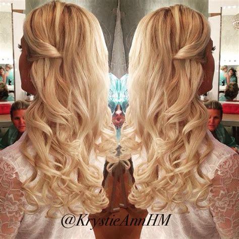 wedding hair curls 267 best hair styles www krystieann images on