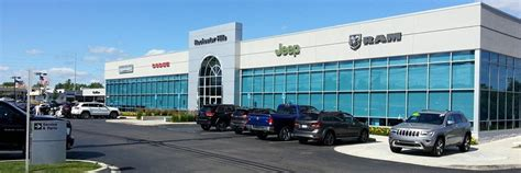 Jeep Dealership Troy Mi Rochester Chrysler Jeep Dodge Rochester Mi